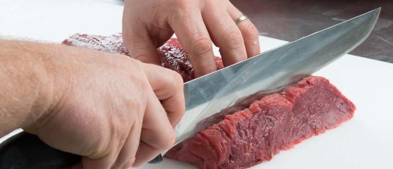 La viande de cheval, goûteuse, tendre, saine